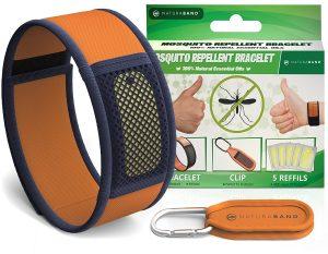 Mückenschutz-Armband mit Citronella
